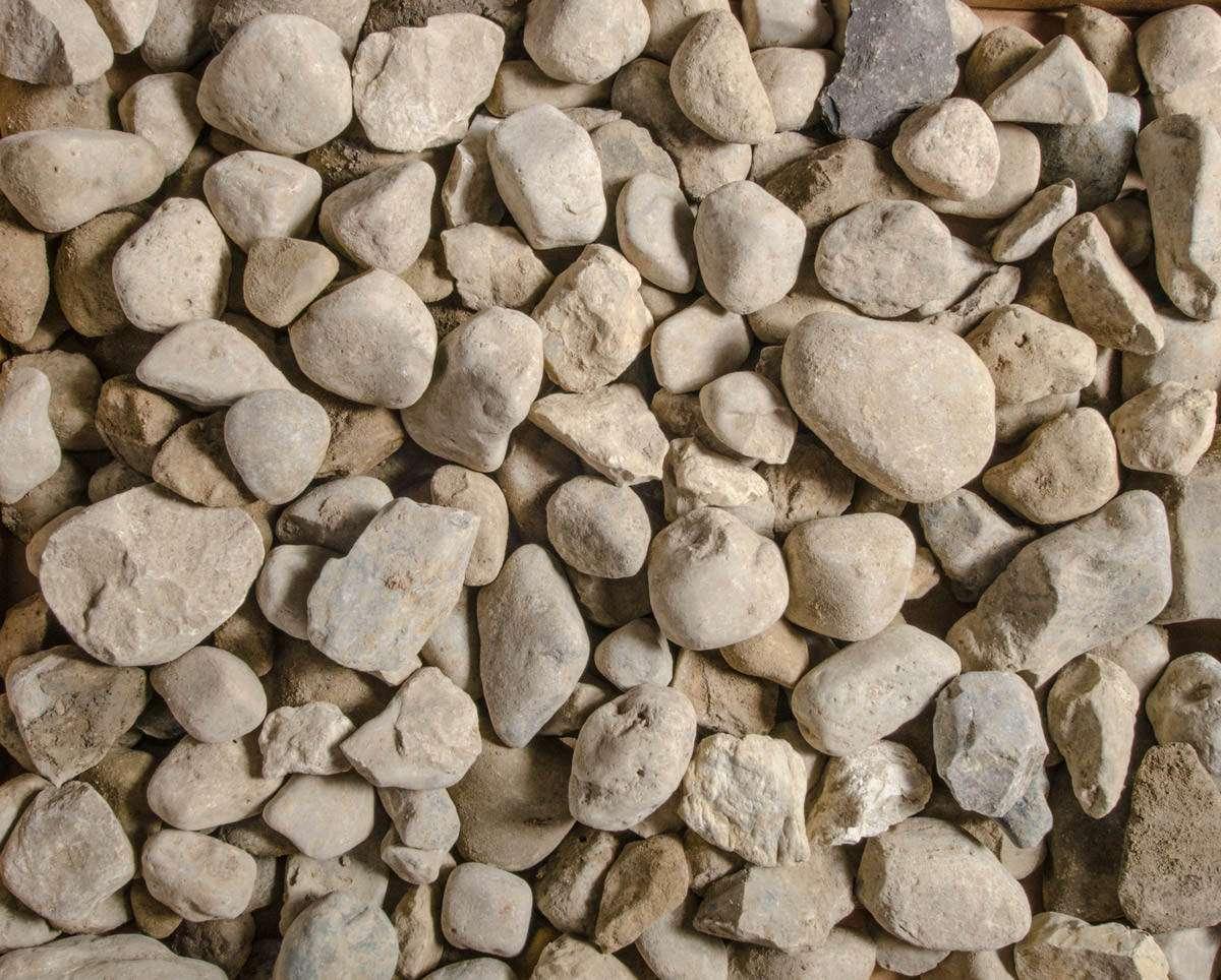 Washed River Gravel #34 - Leontis Outdoor Supply ... |Oversized River Gravel