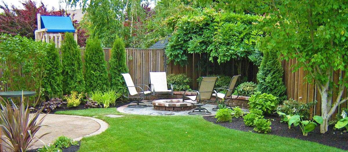 Mulch - Greendell Landscape Solutions on Best Small Backyard Designs id=48822