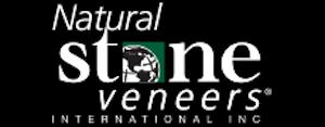 Natural stone veneers logo